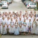 Warsztaty Lato w Teatrze Bagatela 2017, sesja do plakatu, fot Piotr Kubic
